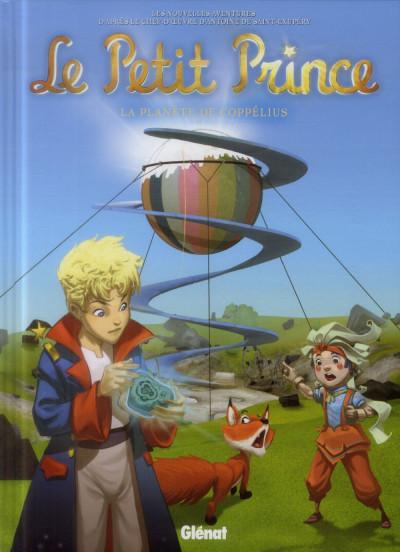 image de le petit prince tome 20