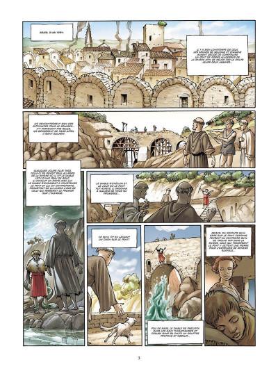 Page 4 campus stellae, sur les chemins de Compostelle tome 3 - le pont des trois diables