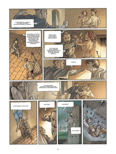 Page 6 campus stellae, sur les chemins de Compostelle tome 3 - le pont des trois diables