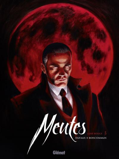 image de Meutes tome 1 - Lune rouge
