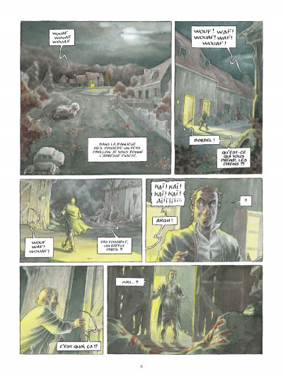 Page 4 Meutes tome 1