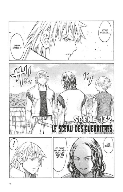 Page 6 Claymore tome 24