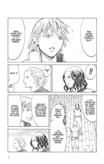 Page 8 Claymore tome 24