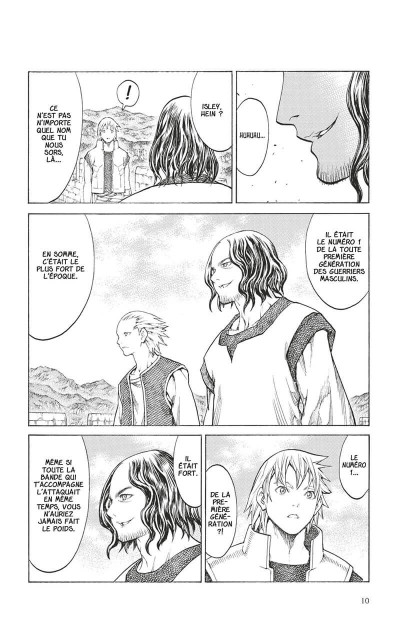 Page 9 Claymore tome 24