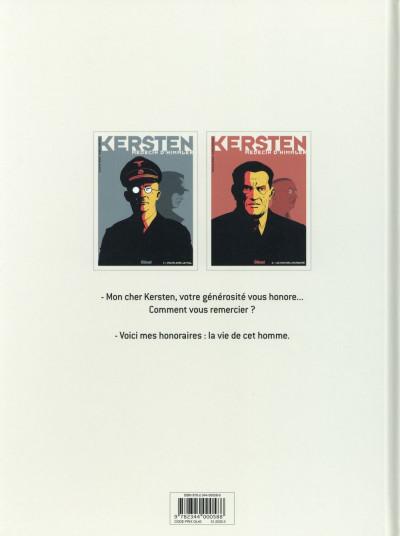 Dos Kersten tome 1
