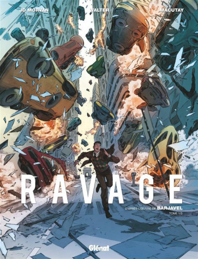 Couverture Ravage tome 1