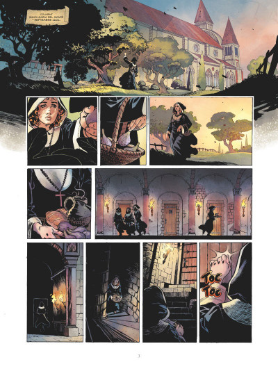 Page 1 Horacio d'Alba tome 3