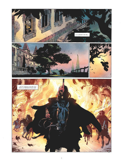Page 3 Horacio d'Alba tome 3