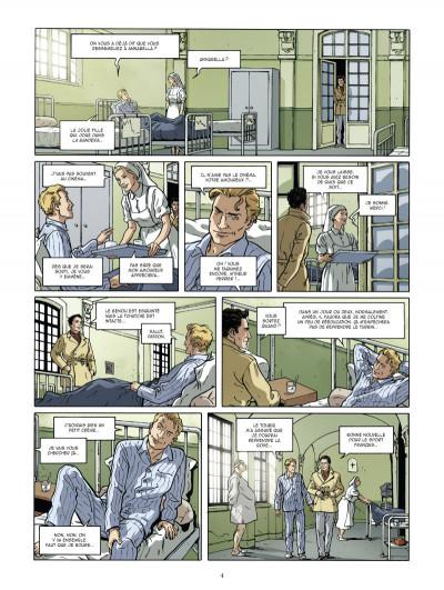 Page 2 Les mystères de la troisième république tome 3 - complot fasciste