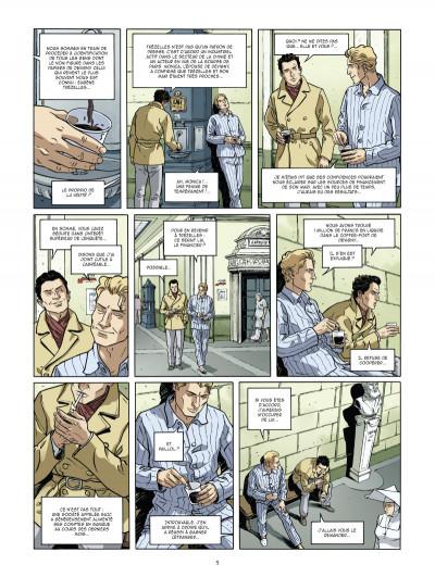 Page 3 Les mystères de la troisième république tome 3 - complot fasciste