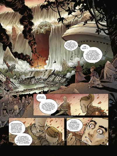 Page 3 Le cycle de Nibiru tome 2