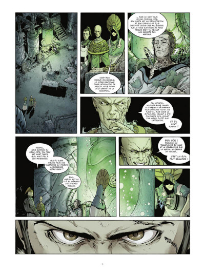 Page 4 Le cycle de Nibiru tome 2