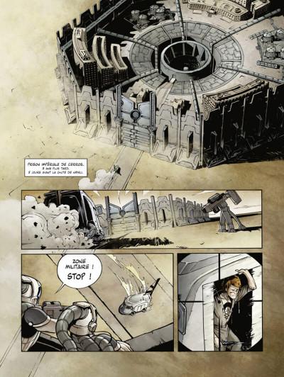 Page 5 Le cycle de Nibiru tome 2