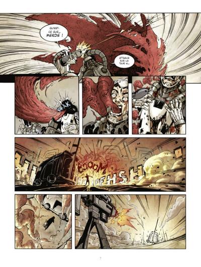 Page 7 Le cycle de Nibiru tome 2