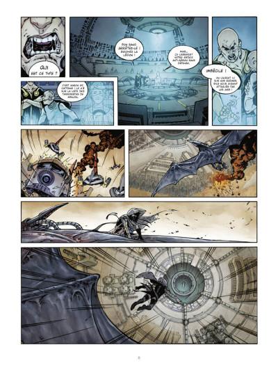 Page 8 Le cycle de Nibiru tome 2