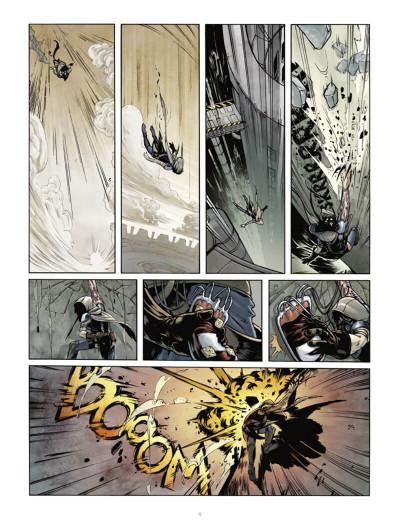 Page 9 Le cycle de Nibiru tome 2