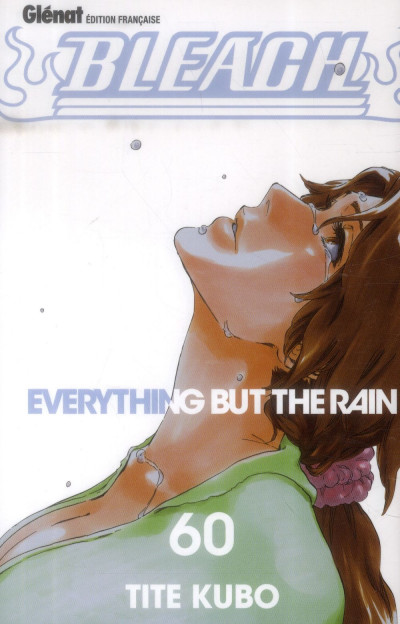 image de bleach tome 60 - everything but the rain