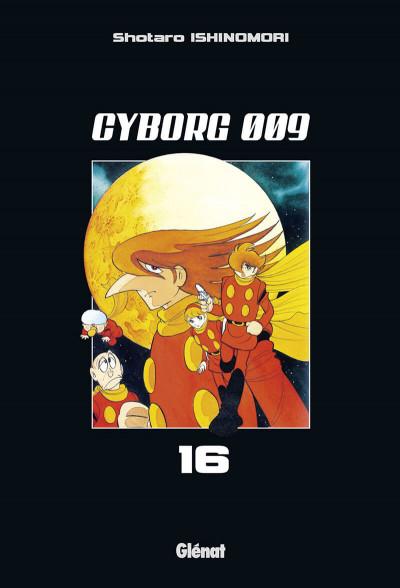 image de cyborg 009 tome 16