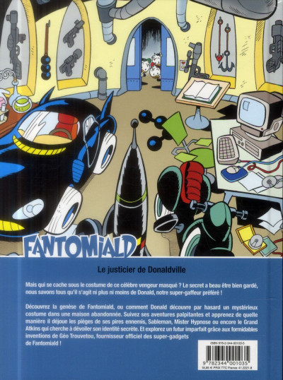 Dos Fantomiald tome 1