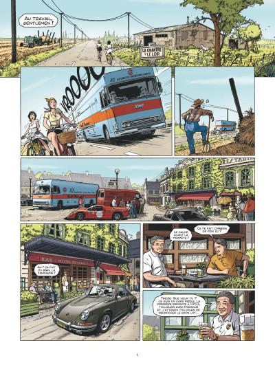 Page 3 24 heures du mans - 1968-1969