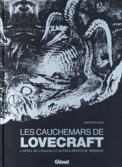 image de les cauchemars de lovecraft - L'appel de Cthulhu et autres récits de terreur