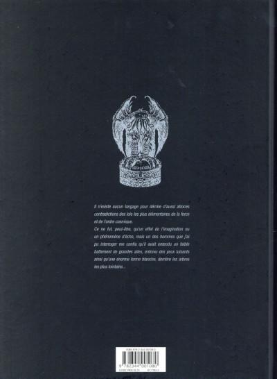 Dos les cauchemars de lovecraft - L'appel de Cthulhu et autres récits de terreur