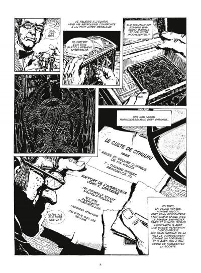 Page 2 les cauchemars de lovecraft - L'appel de Cthulhu et autres récits de terreur