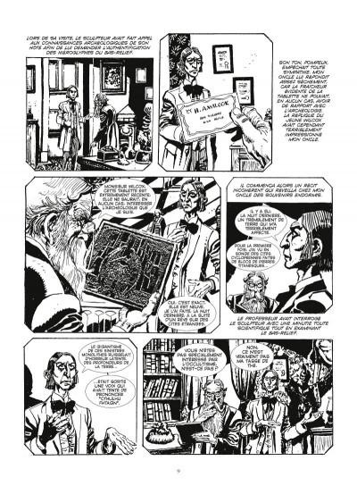 Page 3 les cauchemars de lovecraft - L'appel de Cthulhu et autres récits de terreur