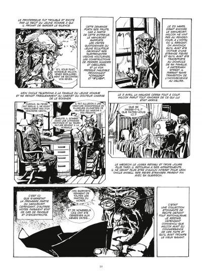 Page 4 les cauchemars de lovecraft - L'appel de Cthulhu et autres récits de terreur