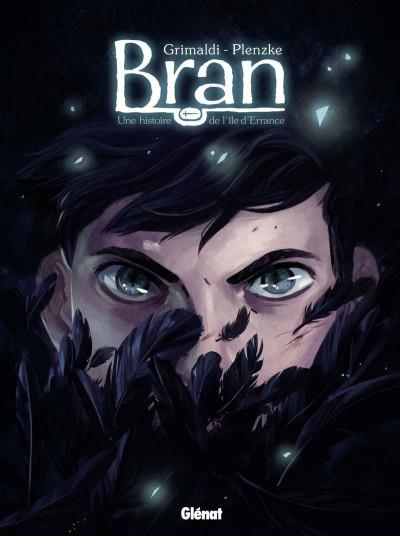 Couverture Bran - Une histoire de l'île d'Errance