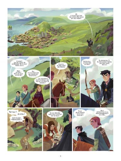 Page 3 Bran - Une histoire de l'île d'Errance