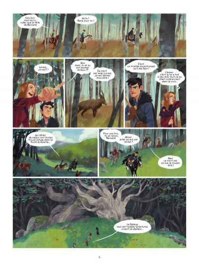 Page 4 Bran - Une histoire de l'île d'Errance