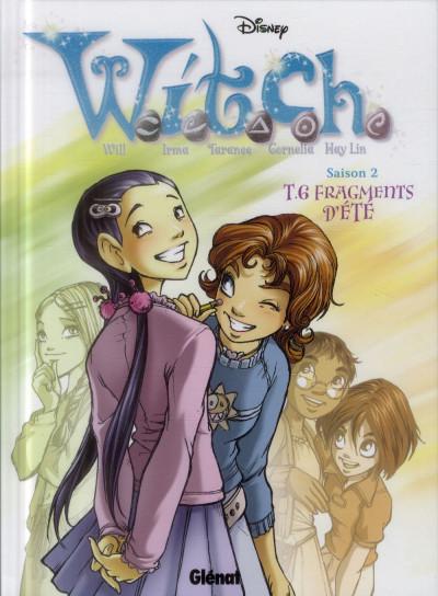 Couverture witch saison 2 tome 6
