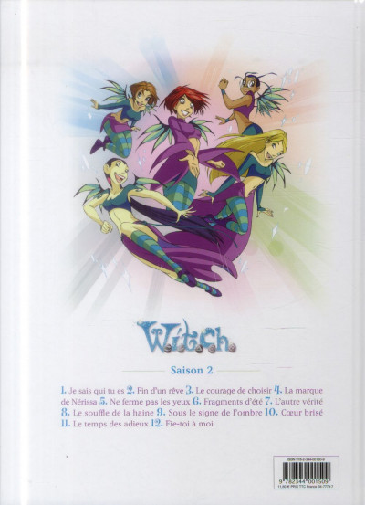 Dos witch saison 2 tome 6