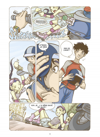 Page 4 witch saison 2 tome 6