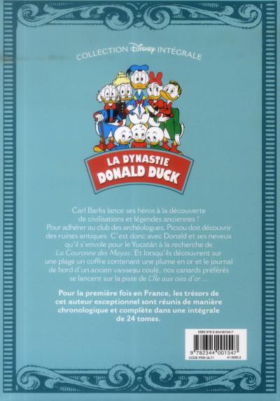 Dos La dynastie Donald Duck tome 14