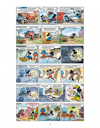 Page 2 L'âge d'or de mickey mouse tome 10