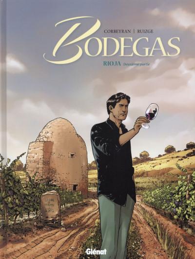 Couverture Bodegas tome 2 - Rioja, Seconde partie