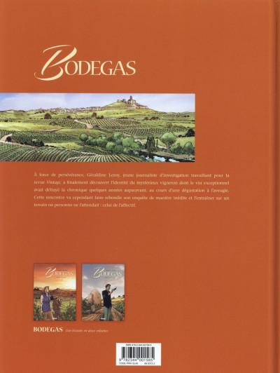 Dos Bodegas tome 2 - Rioja, Seconde partie