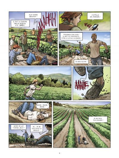 Page 2 Bodegas tome 2 - Rioja, Seconde partie