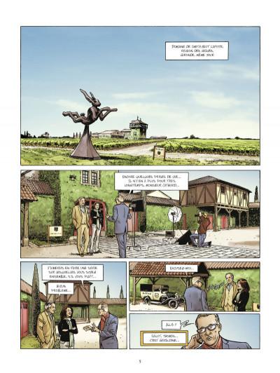 Page 3 Bodegas tome 2 - Rioja, Seconde partie