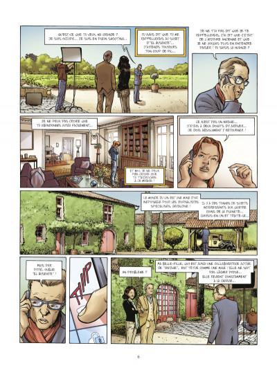 Page 4 Bodegas tome 2 - Rioja, Seconde partie