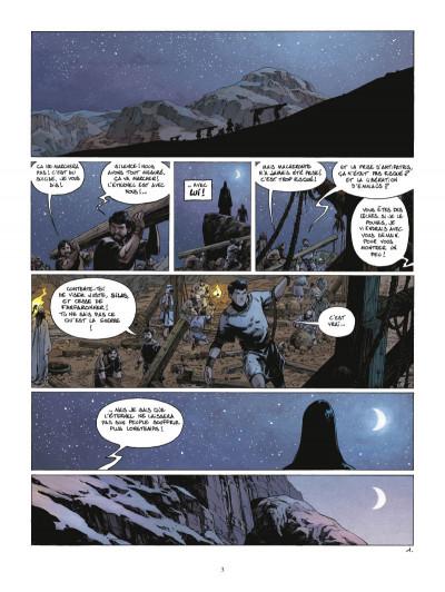 Page 1 Le troisième testament - Julius tome 4