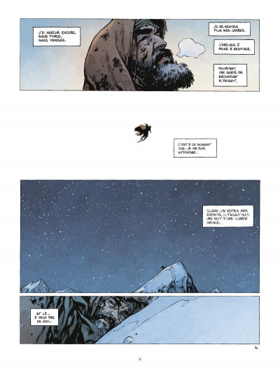 Page 4 Le troisième testament - Julius tome 4