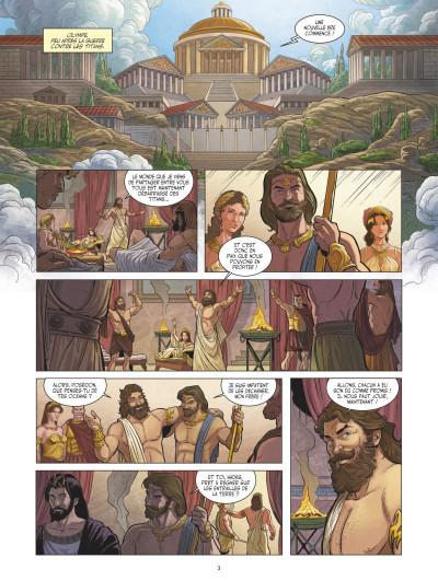 Page 1 Prométhée et la boîte de Pandore