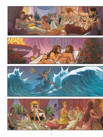 Page 2 Prométhée et la boîte de Pandore