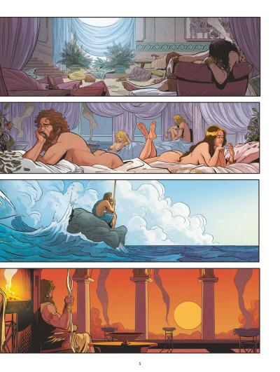 Page 3 Prométhée et la boîte de Pandore