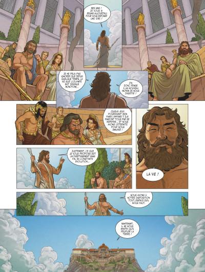Page 4 Prométhée et la boîte de Pandore