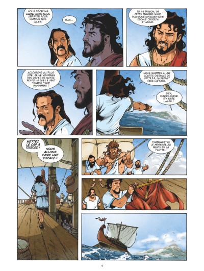 Page 2 L'odyssée tome 1