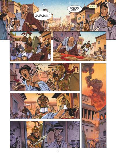 Page 4 L'odyssée tome 1